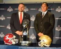 NCAA Football AAC Championship Pre-Game Press Conference - Navy vs. Temple - Photo (9)