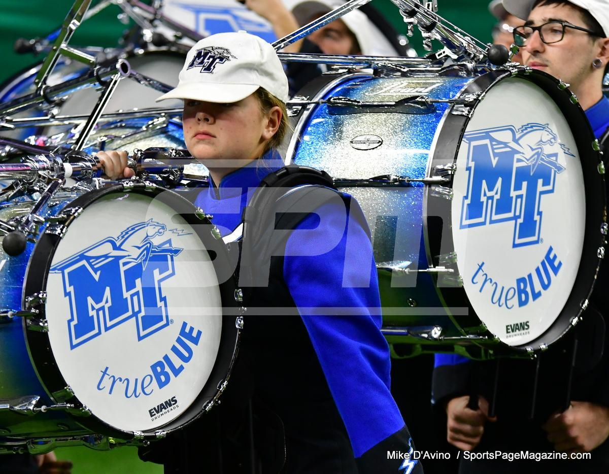 NCAA Football; Appalachian State 43 vs. Middle Tennessee 13 - Photo # (10)