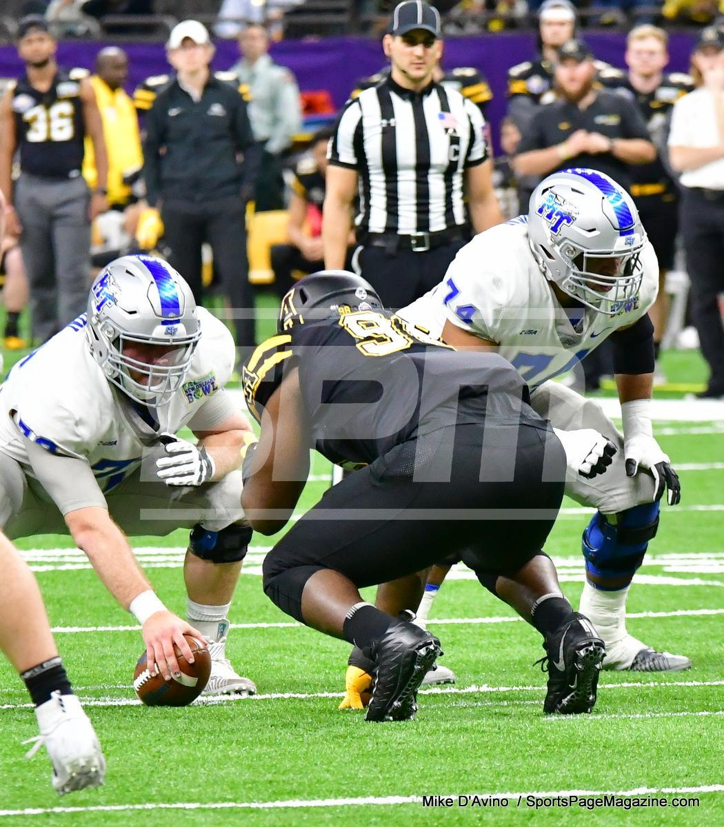 NCAA Football; Appalachian State 43 vs. Middle Tennessee 13 - Photo # (106)