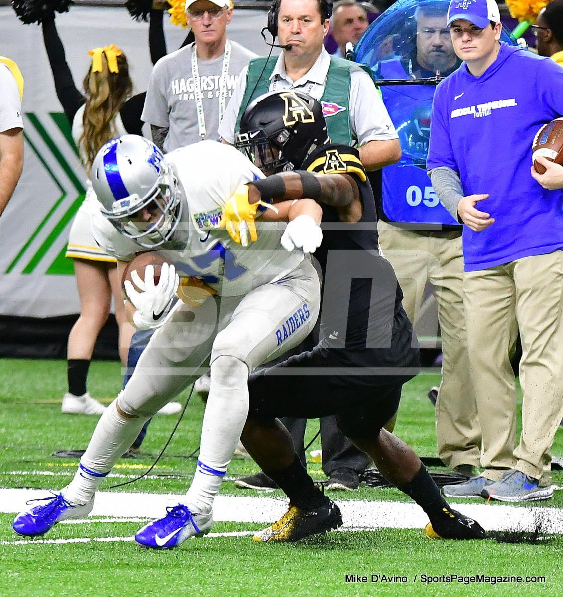 NCAA Football; Appalachian State 43 vs. Middle Tennessee 13 - Photo # (107)