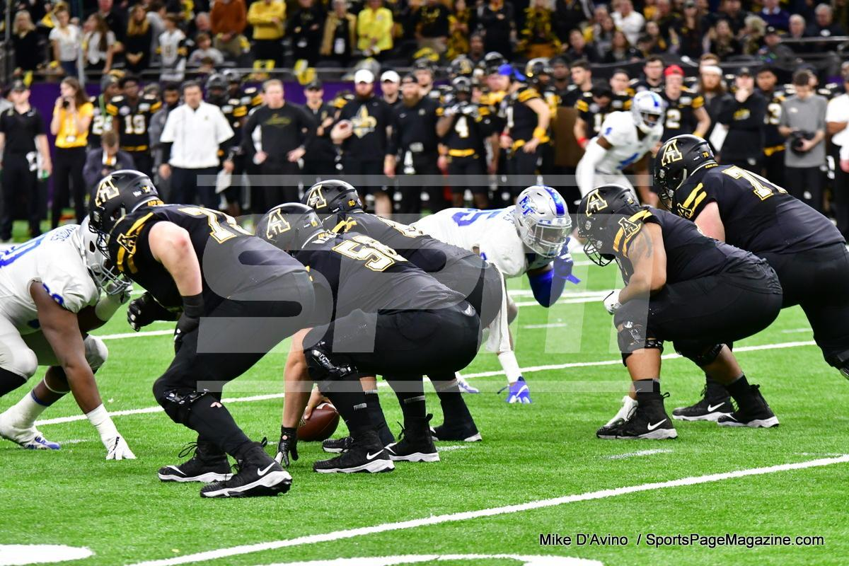 NCAA Football; Appalachian State 43 vs. Middle Tennessee 13 - Photo # (108)