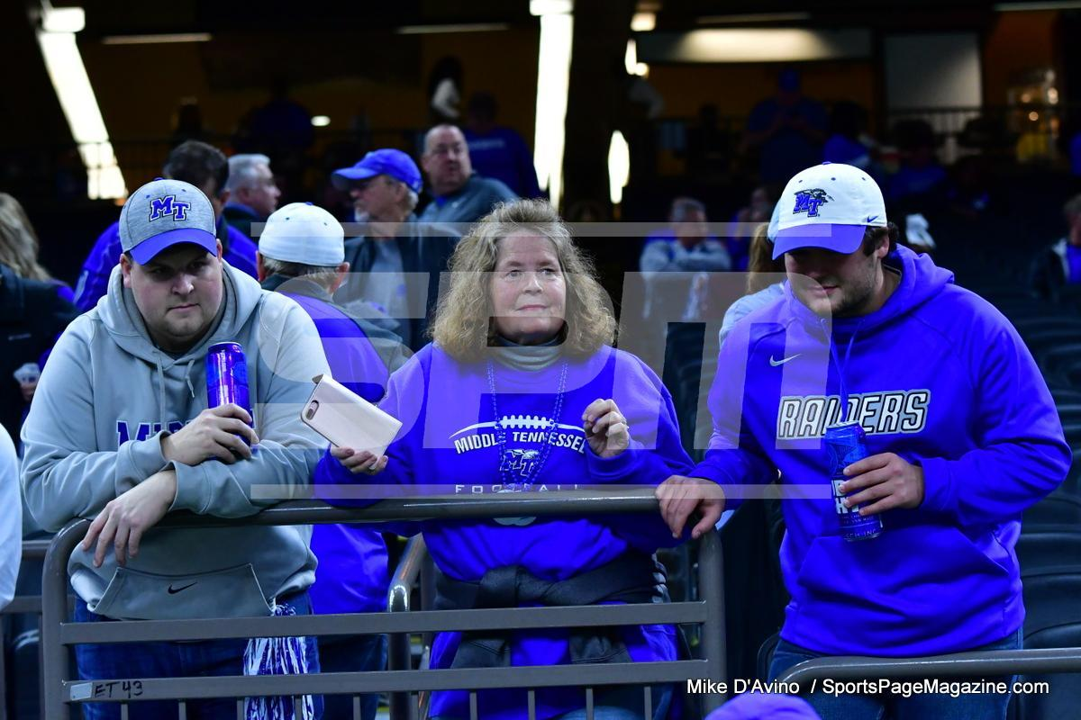 NCAA Football; Appalachian State 43 vs. Middle Tennessee 13 - Photo # (11)