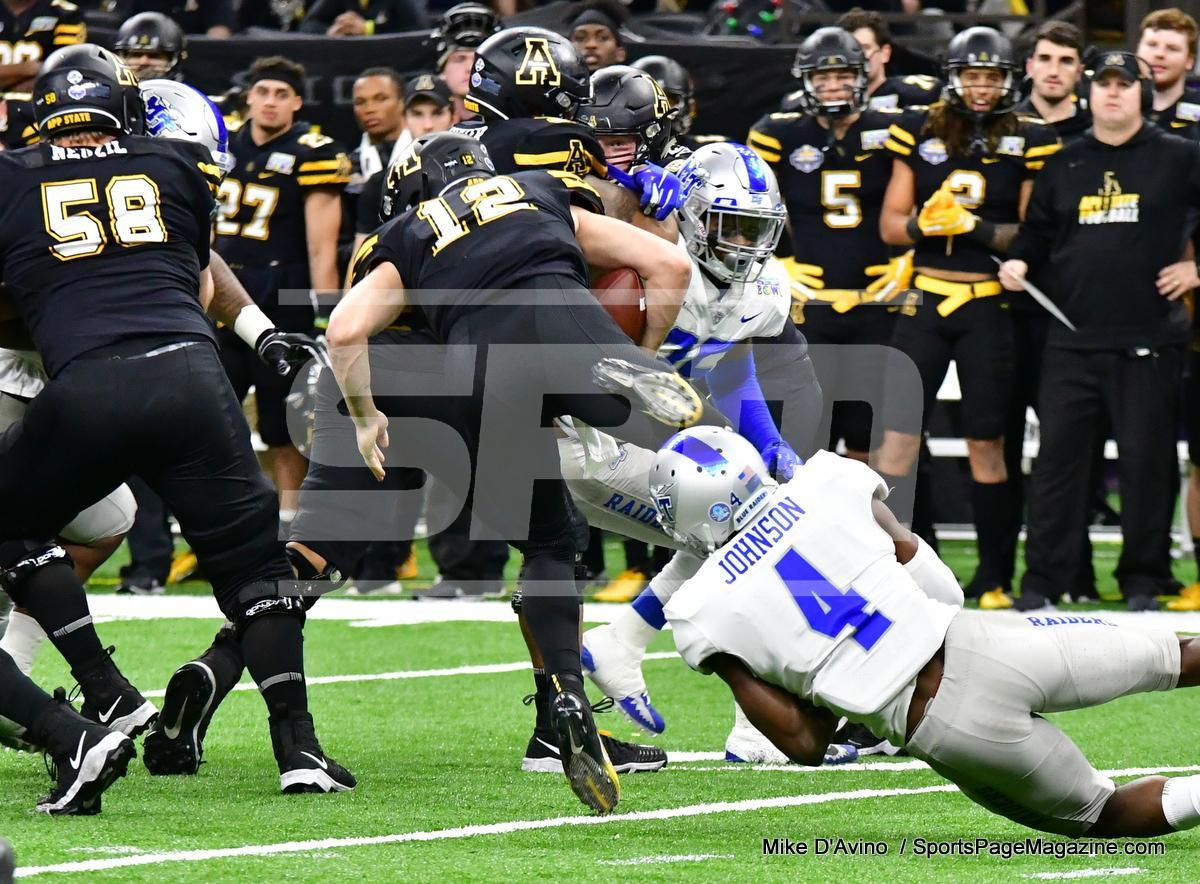 NCAA Football; Appalachian State 43 vs. Middle Tennessee 13 - Photo # (110)