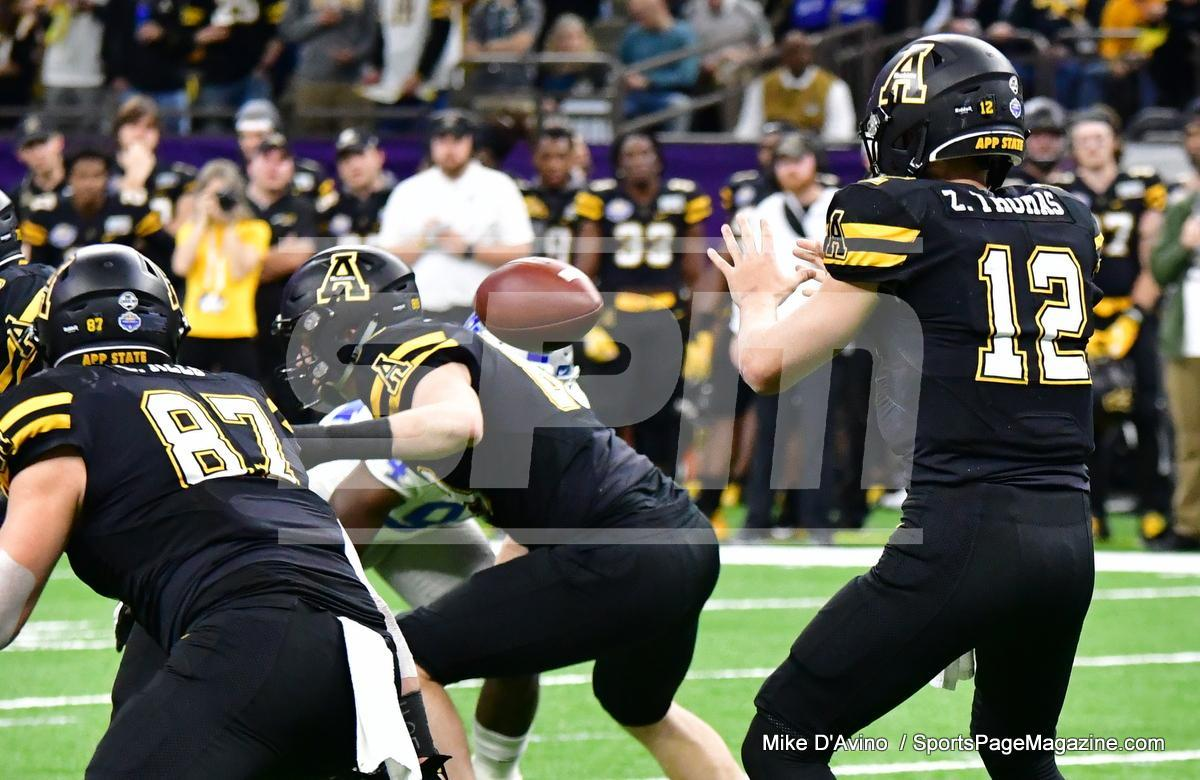 NCAA Football; Appalachian State 43 vs. Middle Tennessee 13 - Photo # (118)