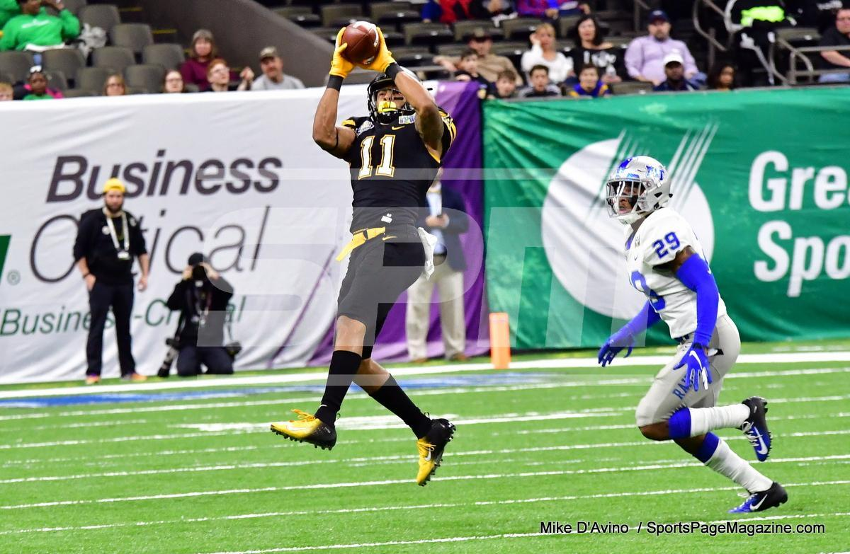 NCAA Football; Appalachian State 43 vs. Middle Tennessee 13 - Photo # (120)