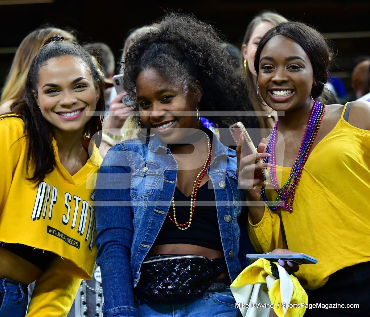 NCAA Football; Appalachian State 43 vs. Middle Tennessee 13 - Photo # (125)