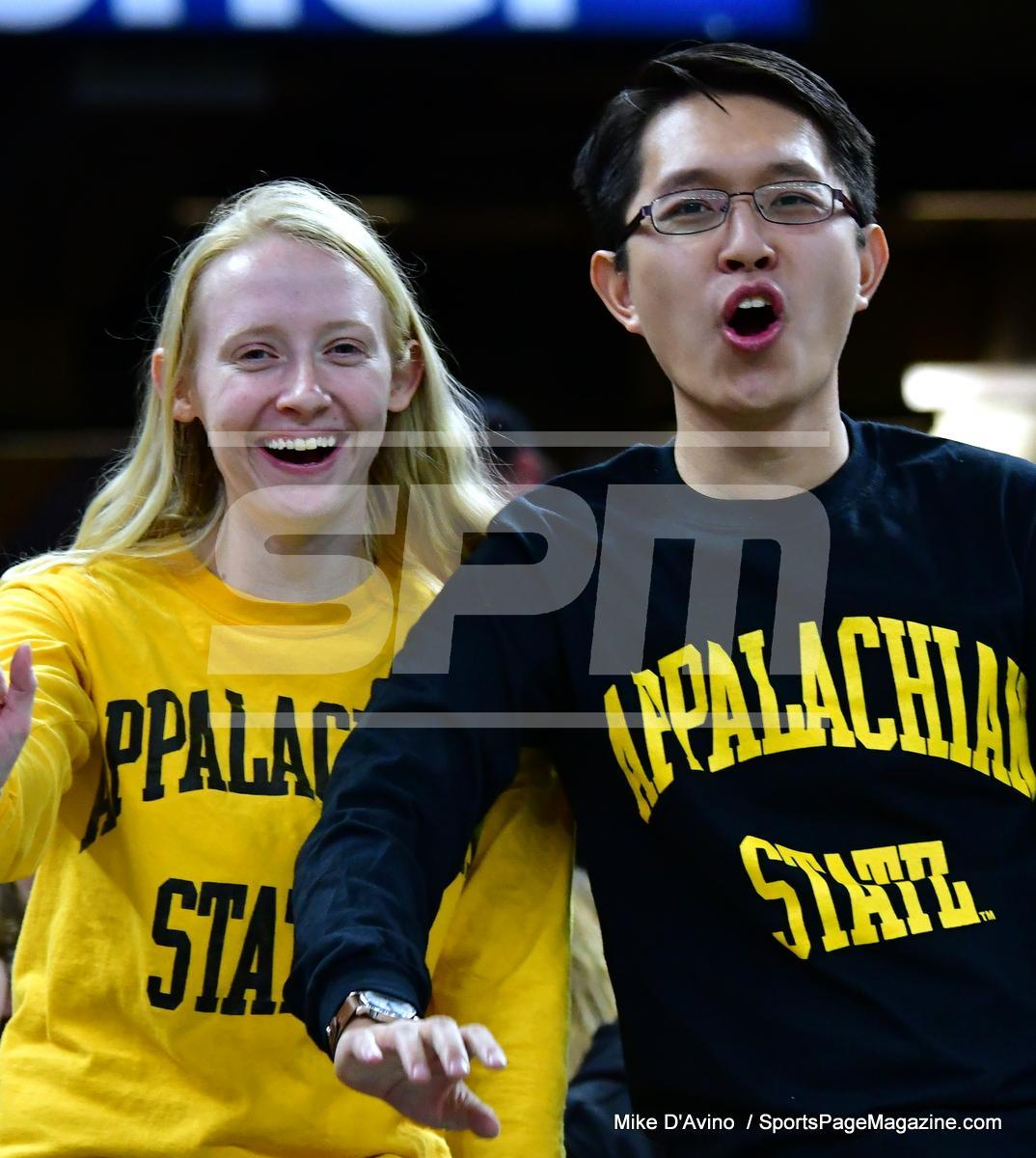 NCAA Football; Appalachian State 43 vs. Middle Tennessee 13 - Photo # (127)