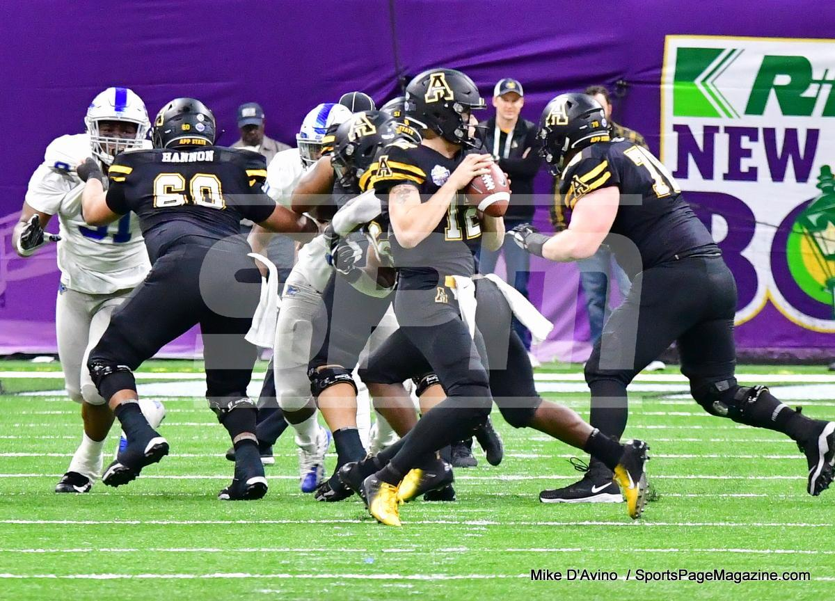 NCAA Football; Appalachian State 43 vs. Middle Tennessee 13 - Photo # (135)