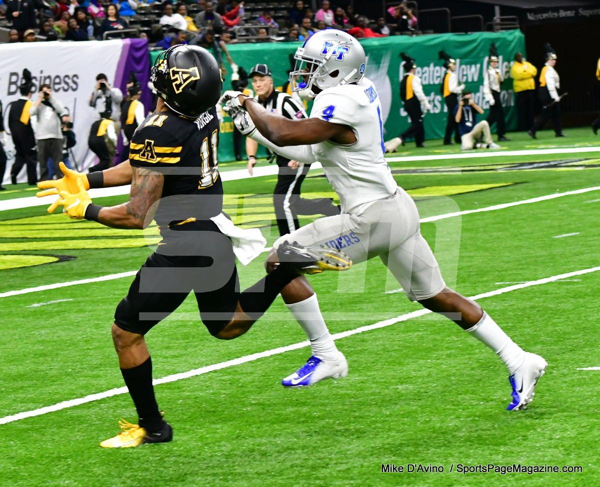 NCAA Football; Appalachian State 43 vs. Middle Tennessee 13 - Photo # (144)