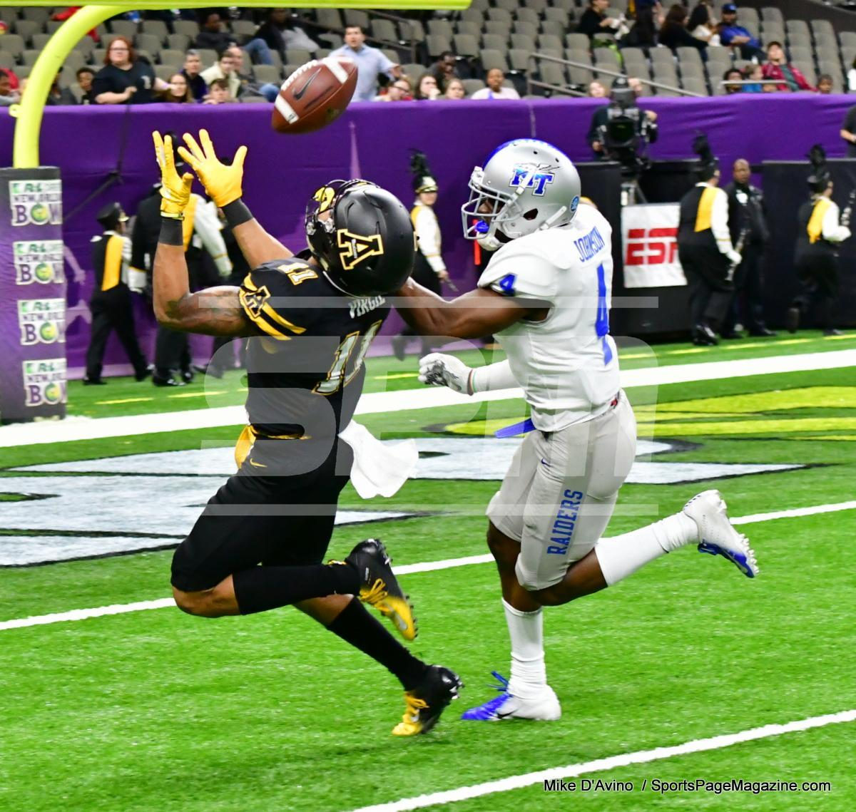 NCAA Football; Appalachian State 43 vs. Middle Tennessee 13 - Photo # (145)