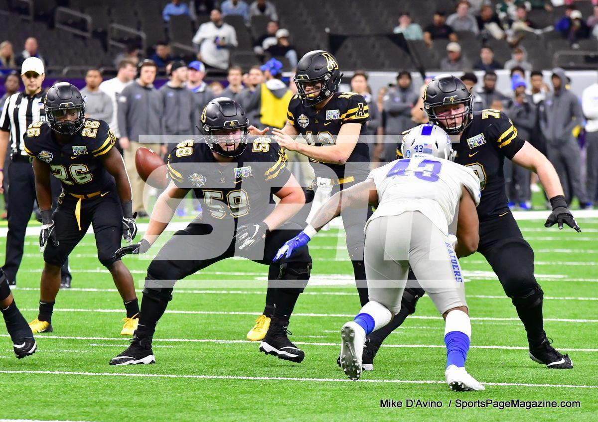 NCAA Football; Appalachian State 43 vs. Middle Tennessee 13 - Photo # (153)