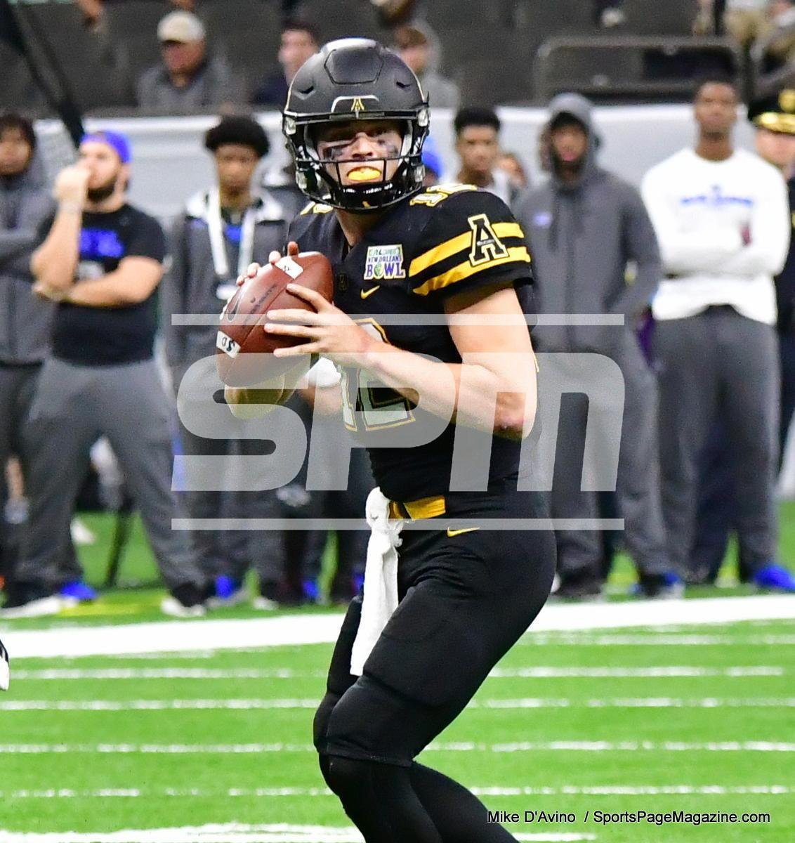 NCAA Football; Appalachian State 43 vs. Middle Tennessee 13 - Photo # (154)