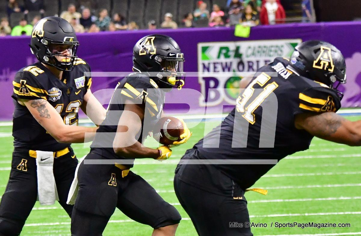 NCAA Football; Appalachian State 43 vs. Middle Tennessee 13 - Photo # (156)