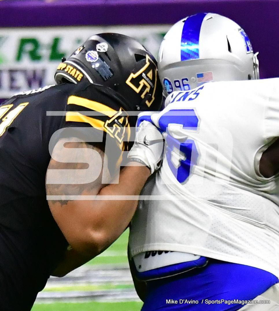NCAA Football; Appalachian State 43 vs. Middle Tennessee 13 - Photo # (157)