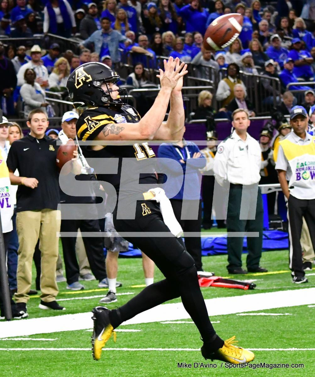 NCAA Football; Appalachian State 43 vs. Middle Tennessee 13 - Photo # (158)