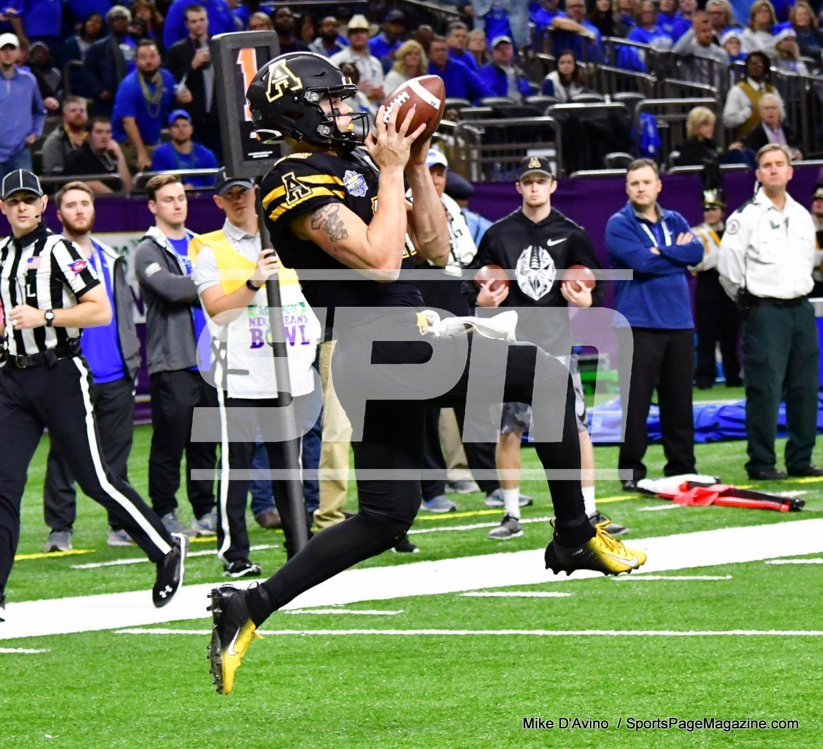 NCAA Football; Appalachian State 43 vs. Middle Tennessee 13 - Photo # (159)