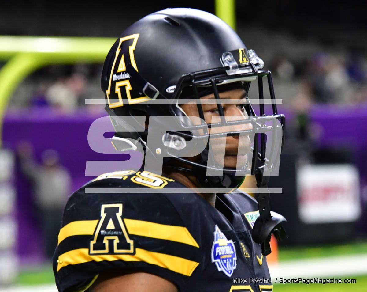 NCAA Football; Appalachian State 43 vs. Middle Tennessee 13 - Photo # (164)