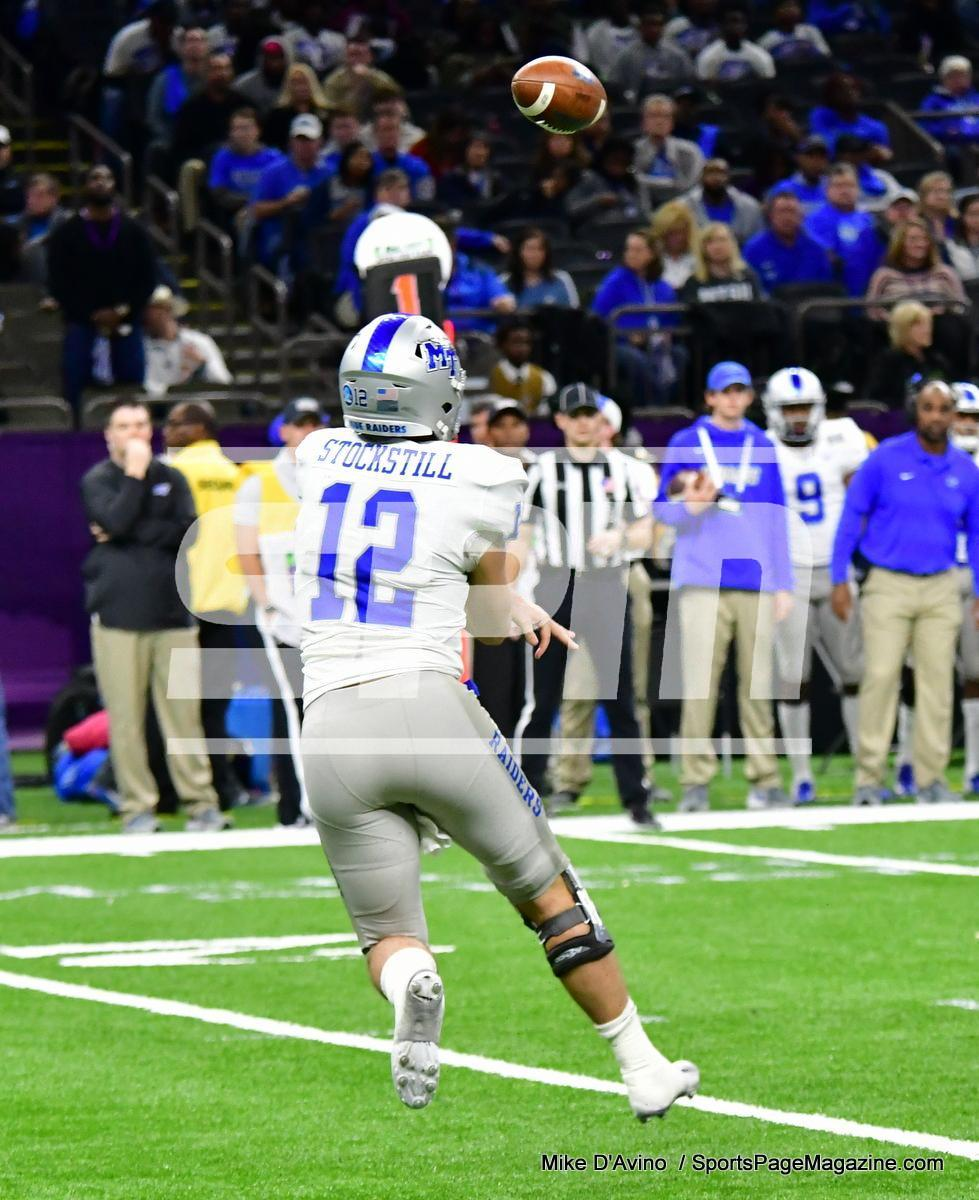 NCAA Football; Appalachian State 43 vs. Middle Tennessee 13 - Photo # (166)