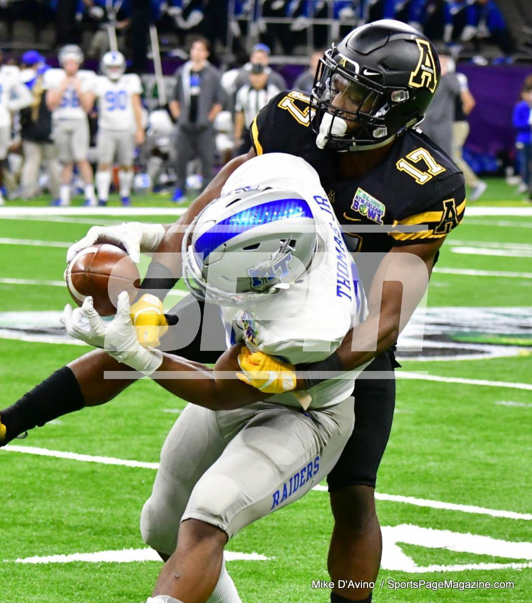 NCAA Football; Appalachian State 43 vs. Middle Tennessee 13 - Photo # (167)