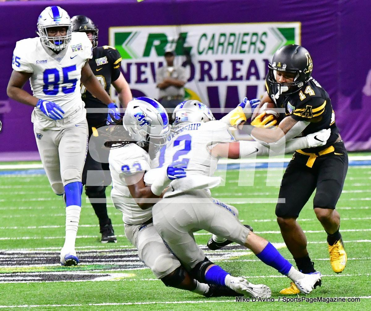 NCAA Football; Appalachian State 43 vs. Middle Tennessee 13 - Photo # (175)