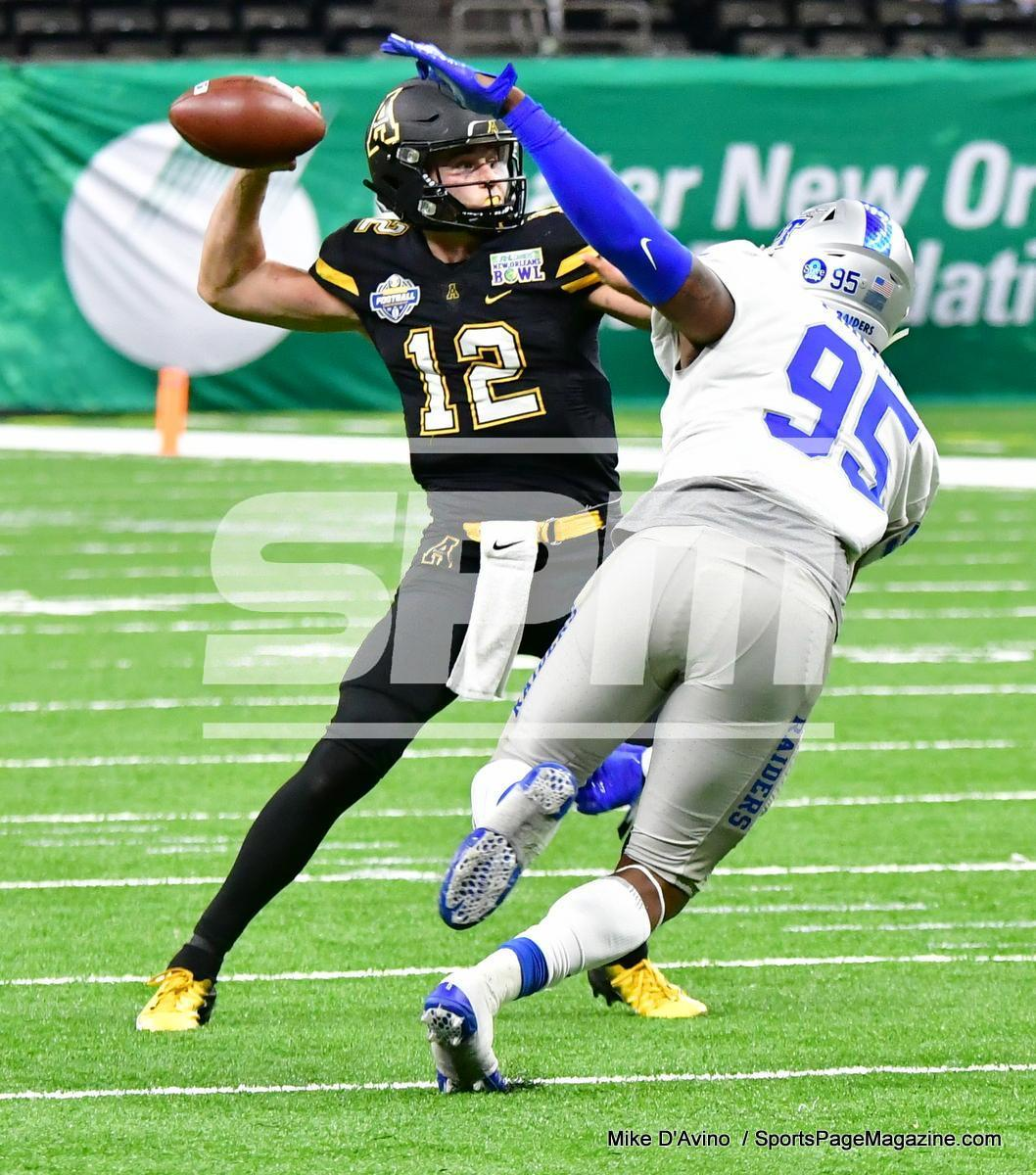 NCAA Football; Appalachian State 43 vs. Middle Tennessee 13 - Photo # (183)