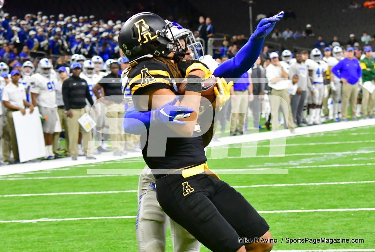NCAA Football; Appalachian State 43 vs. Middle Tennessee 13 - Photo # (188)