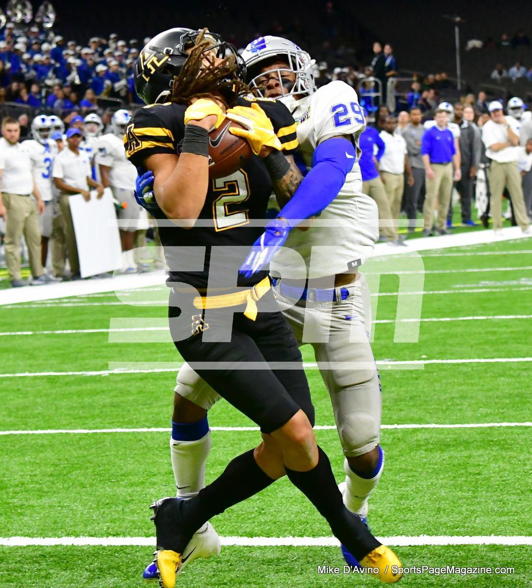NCAA Football; Appalachian State 43 vs. Middle Tennessee 13 - Photo # (189)