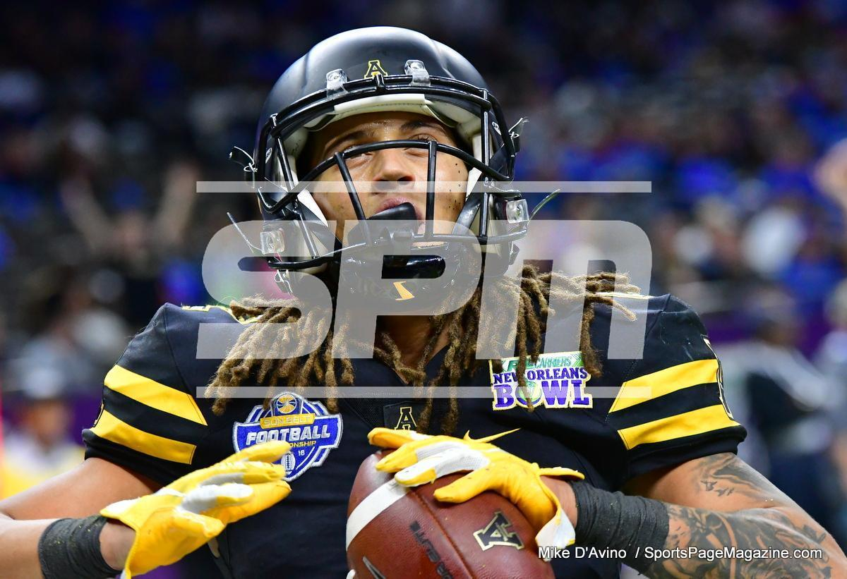 NCAA Football; Appalachian State 43 vs. Middle Tennessee 13 - Photo # (192)