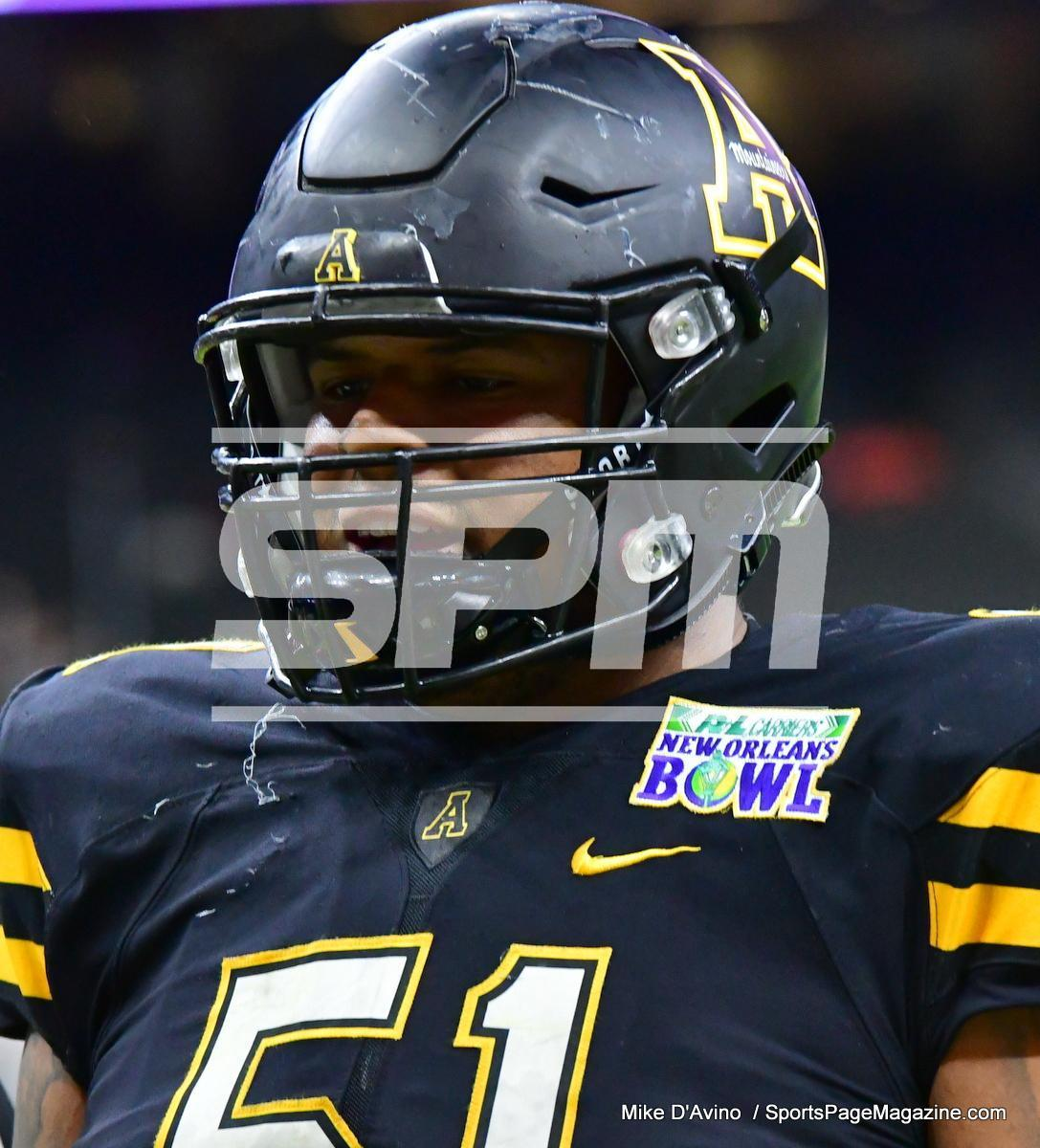 NCAA Football; Appalachian State 43 vs. Middle Tennessee 13 - Photo # (195)