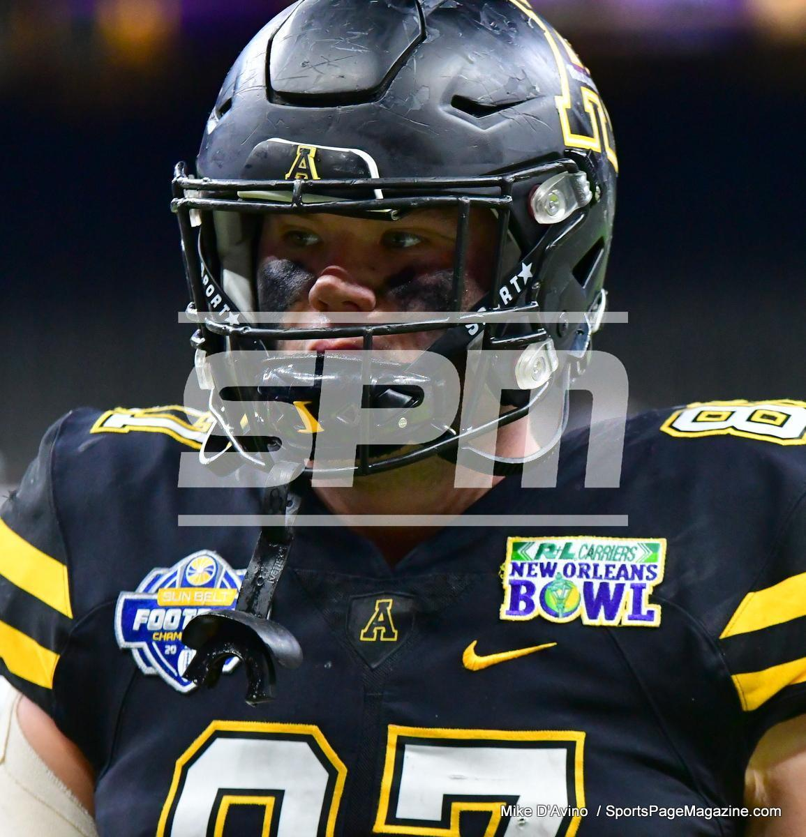 NCAA Football; Appalachian State 43 vs. Middle Tennessee 13 - Photo # (196)