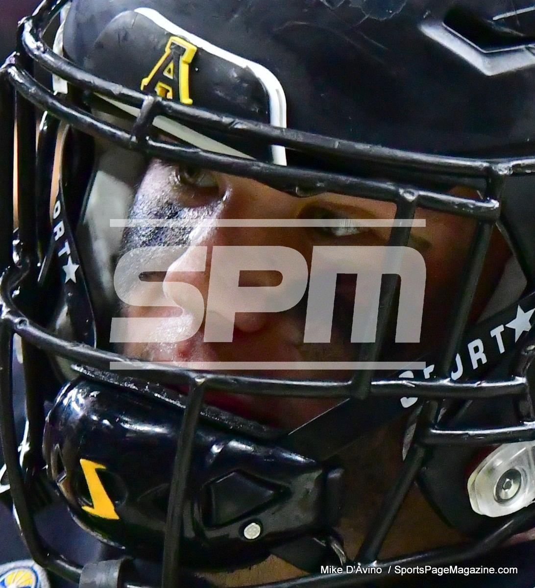 NCAA Football; Appalachian State 43 vs. Middle Tennessee 13 - Photo # (197)