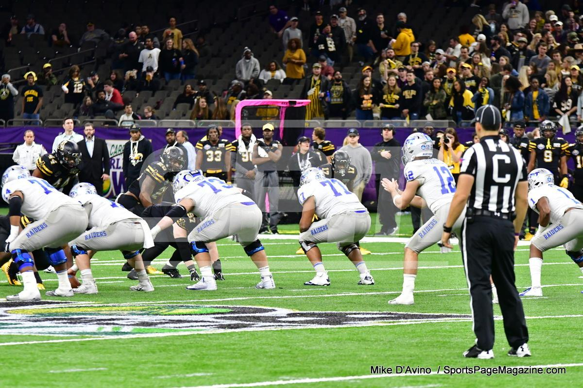 NCAA Football; Appalachian State 43 vs. Middle Tennessee 13 - Photo # (203)