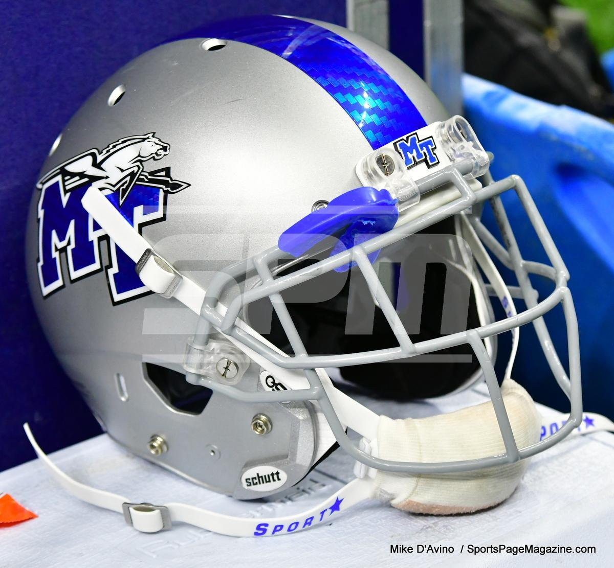 NCAA Football; Appalachian State 43 vs. Middle Tennessee 13 - Photo # (210)