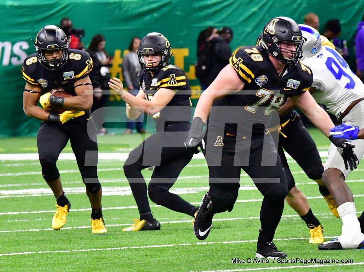 NCAA Football; Appalachian State 43 vs. Middle Tennessee 13 - Photo # (213)