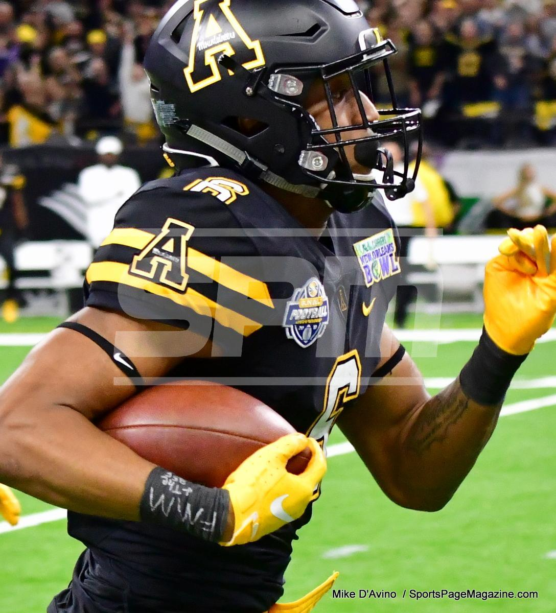 NCAA Football; Appalachian State 43 vs. Middle Tennessee 13 - Photo # (214)