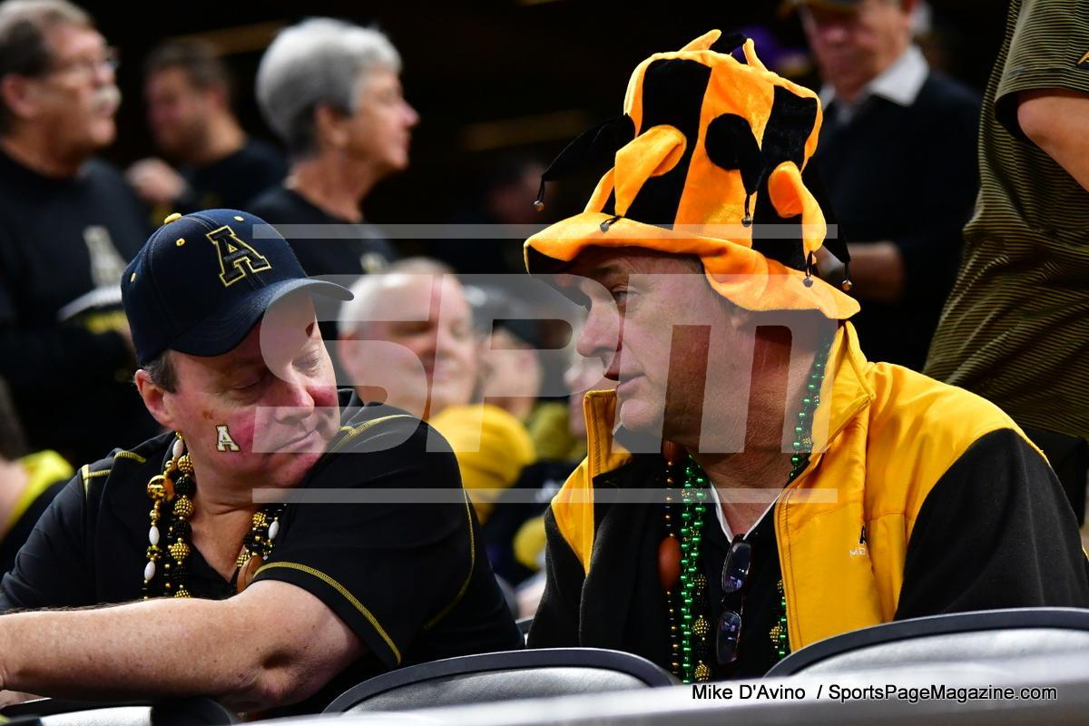 NCAA Football; Appalachian State 43 vs. Middle Tennessee 13 - Photo # (22)