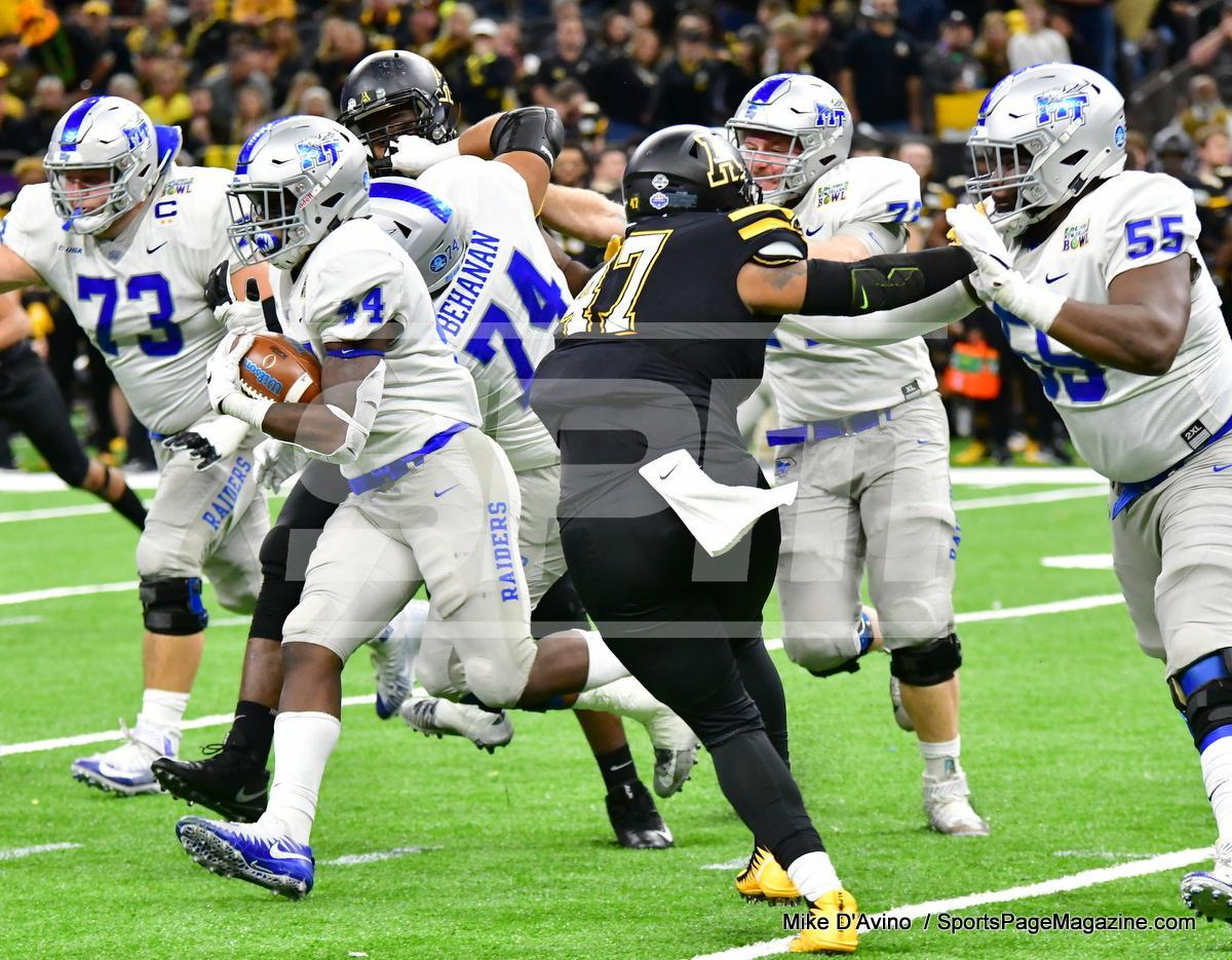 NCAA Football; Appalachian State 43 vs. Middle Tennessee 13 - Photo # (221)