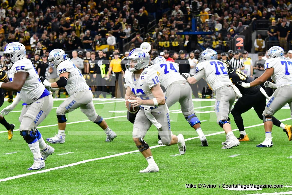 NCAA Football; Appalachian State 43 vs. Middle Tennessee 13 - Photo # (225)