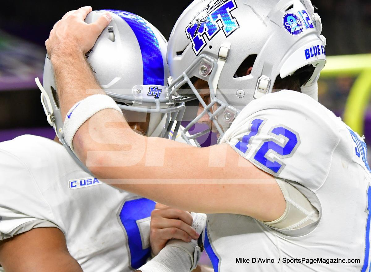 NCAA Football; Appalachian State 43 vs. Middle Tennessee 13 - Photo # (236)
