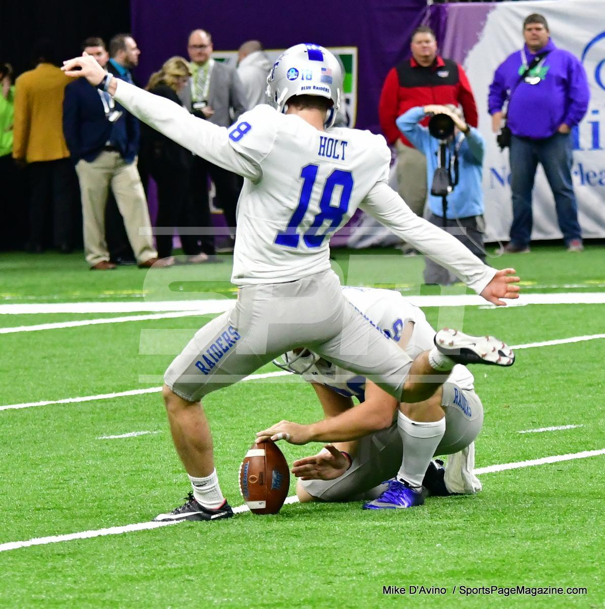 NCAA Football; Appalachian State 43 vs. Middle Tennessee 13 - Photo # (237)
