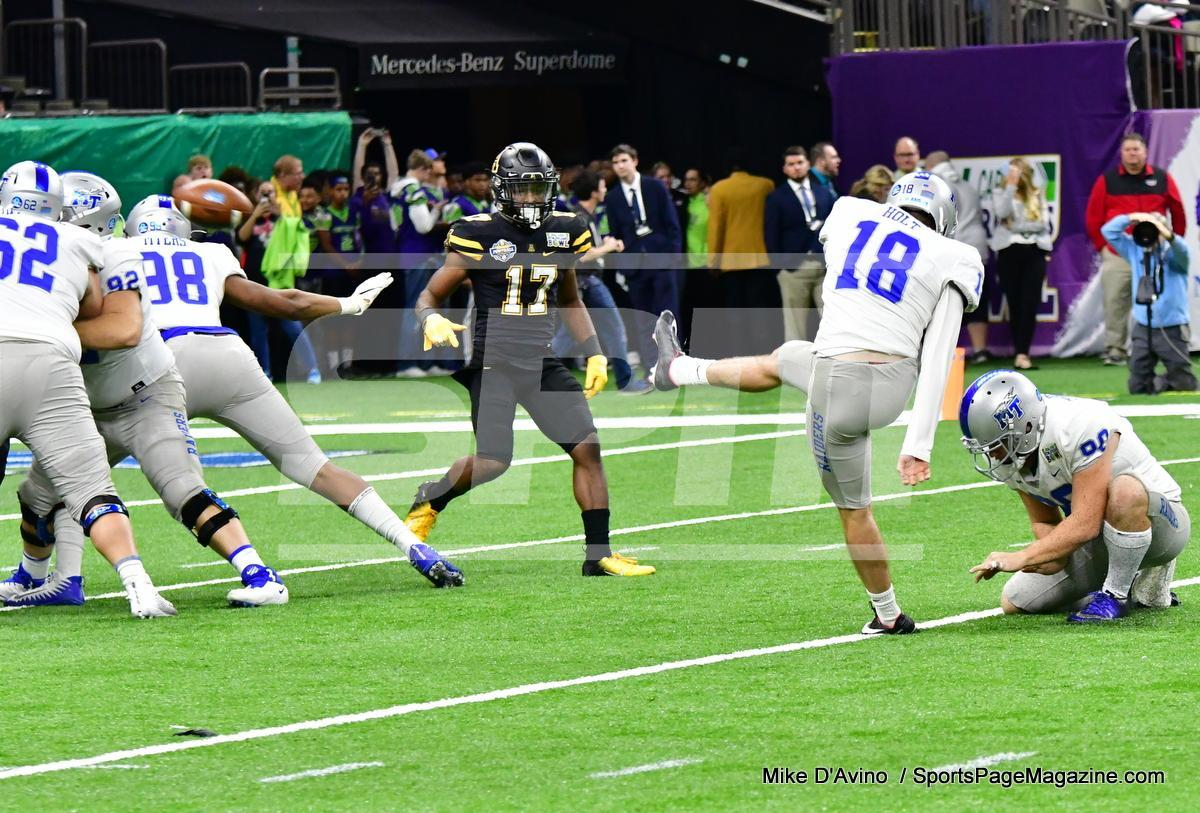 NCAA Football; Appalachian State 43 vs. Middle Tennessee 13 - Photo # (238)