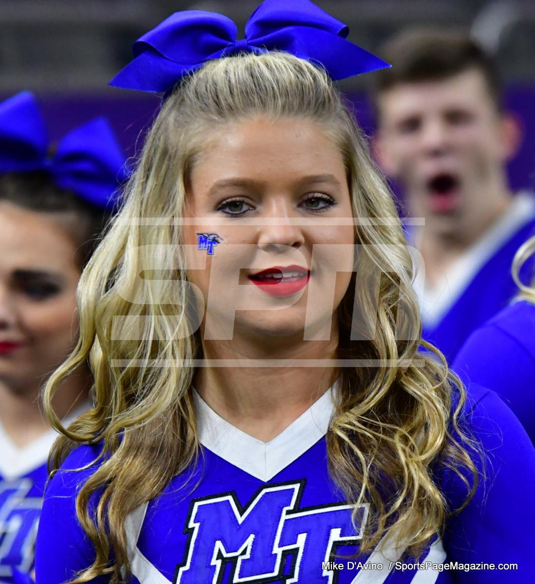 NCAA Football; Appalachian State 43 vs. Middle Tennessee 13 - Photo # (24)