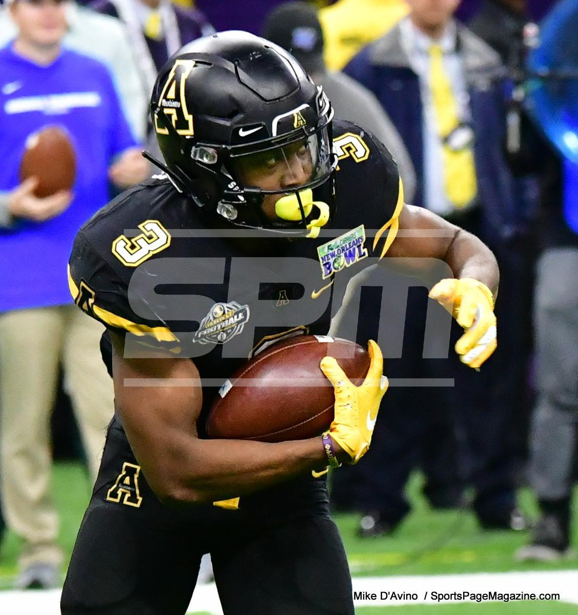 NCAA Football; Appalachian State 43 vs. Middle Tennessee 13 - Photo # (241)