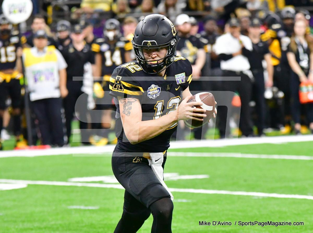 NCAA Football; Appalachian State 43 vs. Middle Tennessee 13 - Photo # (243)