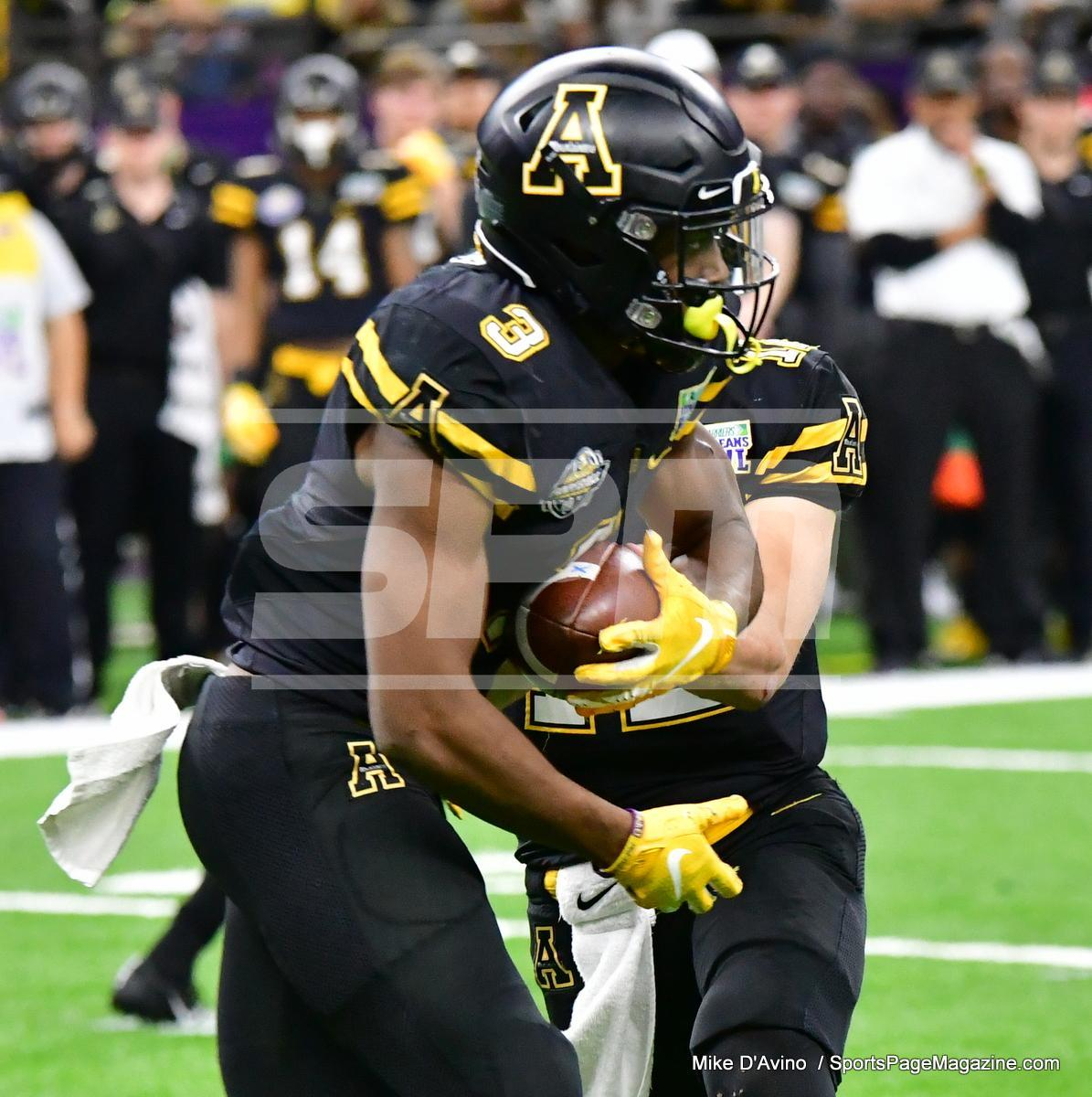NCAA Football; Appalachian State 43 vs. Middle Tennessee 13 - Photo # (244)