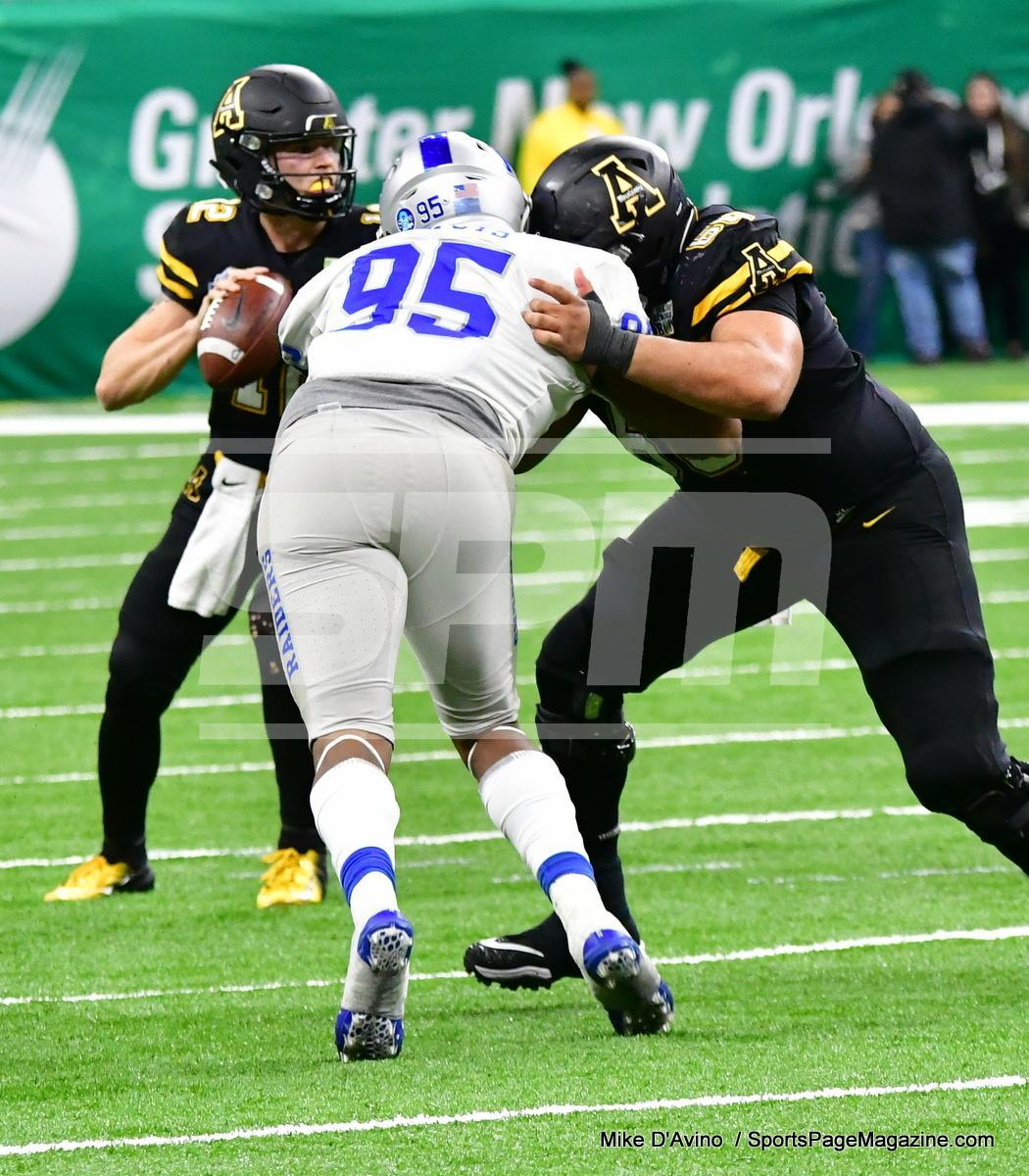 NCAA Football; Appalachian State 43 vs. Middle Tennessee 13 - Photo # (251)