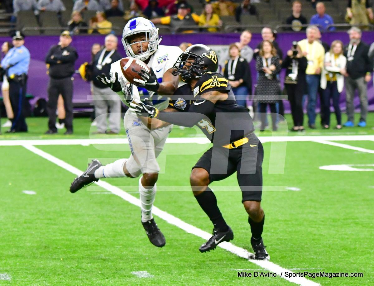 NCAA Football; Appalachian State 43 vs. Middle Tennessee 13 - Photo # (252)