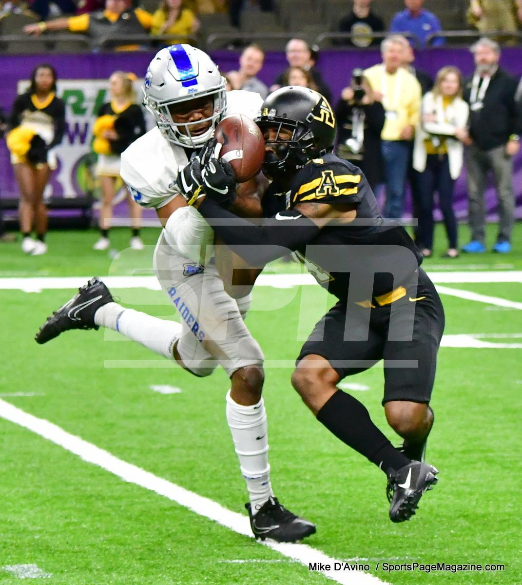 NCAA Football; Appalachian State 43 vs. Middle Tennessee 13 - Photo # (253)