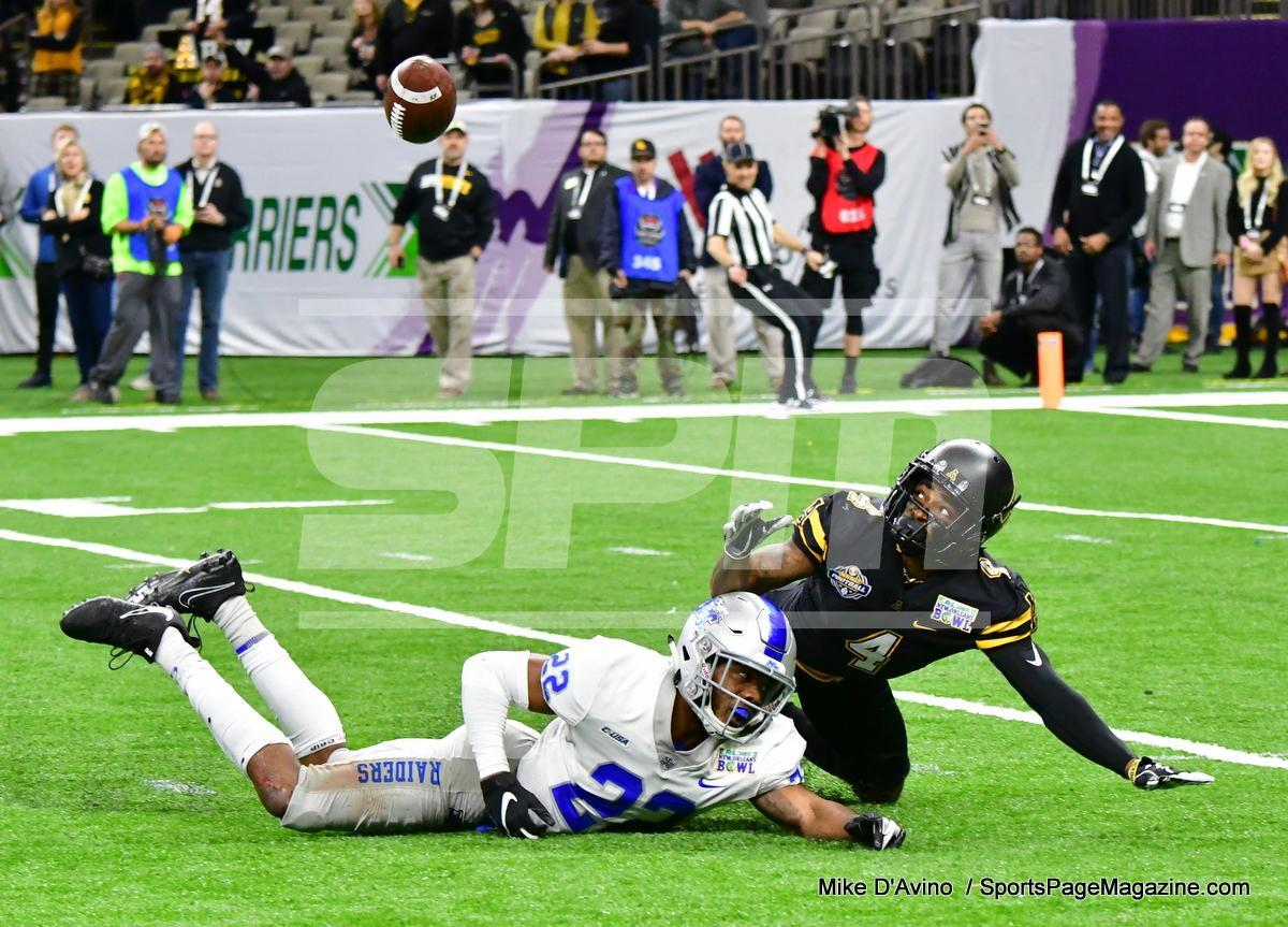 NCAA Football; Appalachian State 43 vs. Middle Tennessee 13 - Photo # (256)