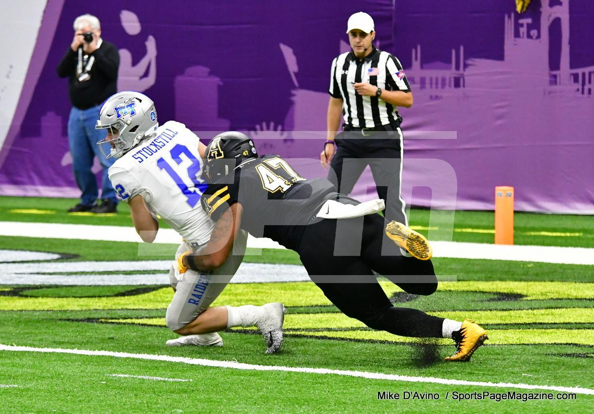 NCAA Football; Appalachian State 43 vs. Middle Tennessee 13 - Photo # (260)